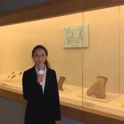 """""""云""""游黄石市博物馆——采矿工具之铜斧(二)"""